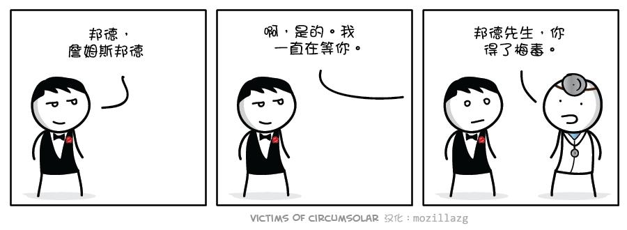 Victims of Circumsolar:医生知道